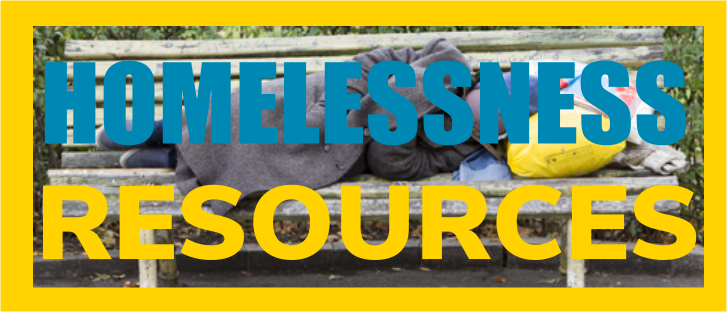 IMAGE Homeslessness Resources Banner