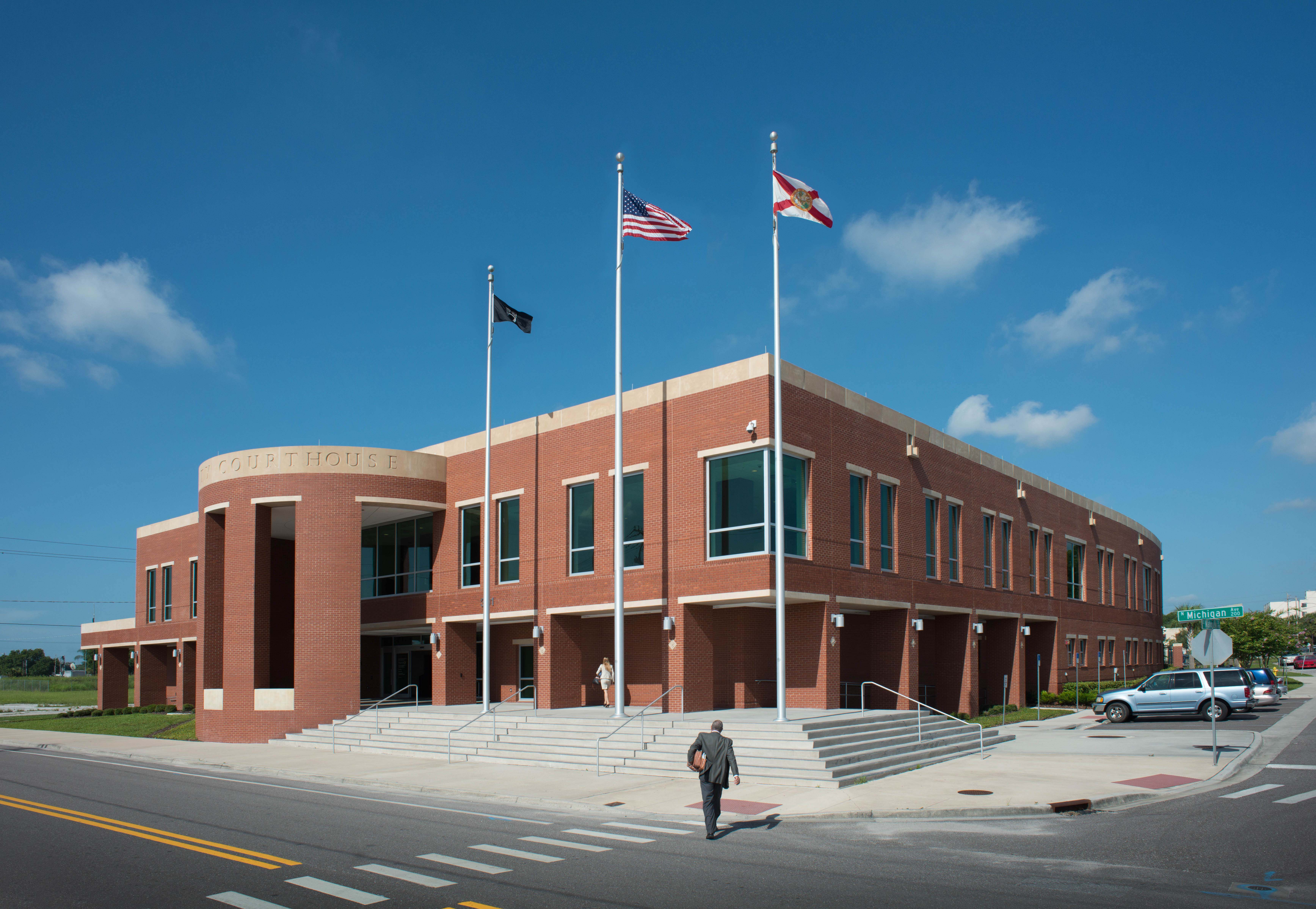 Plant City Courthouse